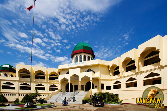 Capitol of Isabela City in Basilan