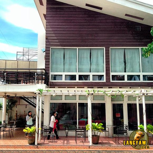 Fontina Cafe in Iligan has good food