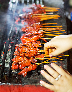 Pork barbecue