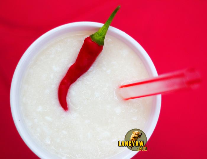 chili shake