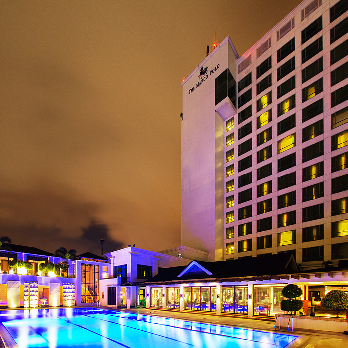 luxury five star hotel in davao