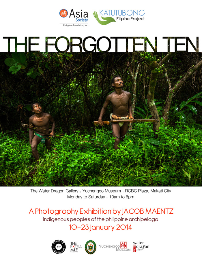 The poster to the exhibition