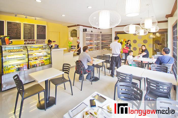 Interior of Poprock Restaurant and Cafe