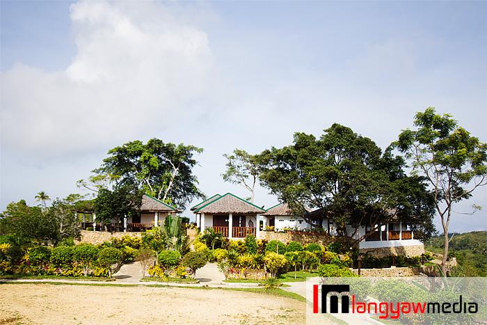 The villas at Sun Xi Mountain Retreat
