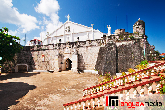 One of the least visited, this is Cuyo's stunning fortress church