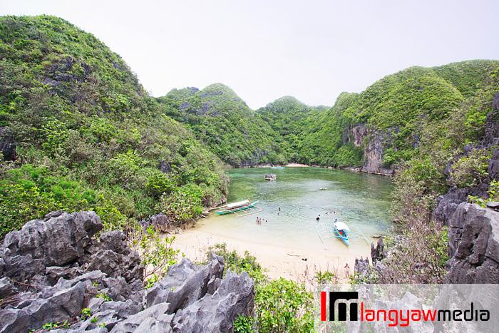 Tinago Cove