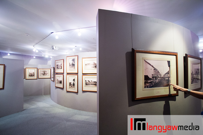 One of the galleries showcasing 19th century Philippines. The images are really interesting!