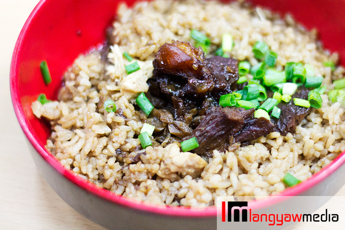 Kiampung is hot and delicious with soft, flavorful beef