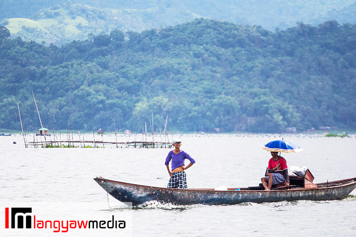 Lake Buhi is a very important body of water for several communities who ply its water routes to get from one community to the other.