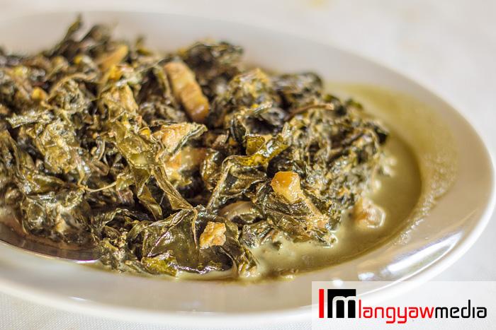 Buhi Bicol food