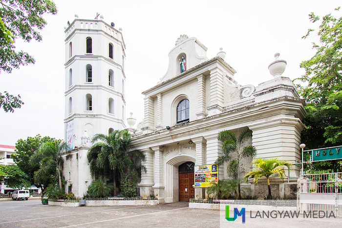 The St. James the Elder Cathedral of Bangued