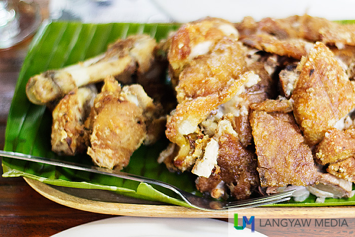 Bob Marlin's popular crispy pata