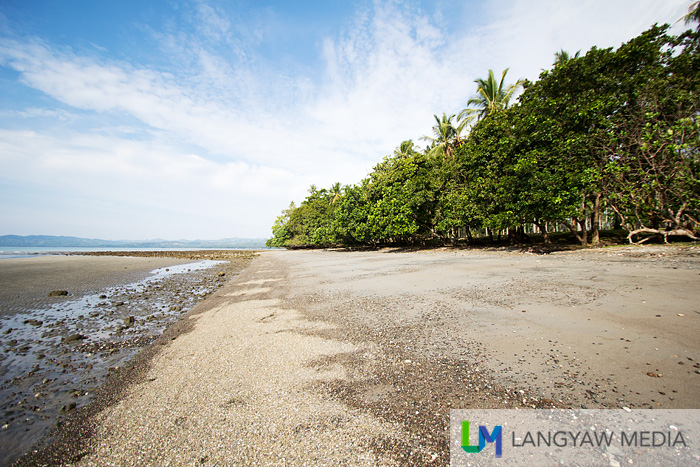 In this historic beach 72 years ago, the people of this barangay helped several American POWs as they escaped a Japanese prison ship