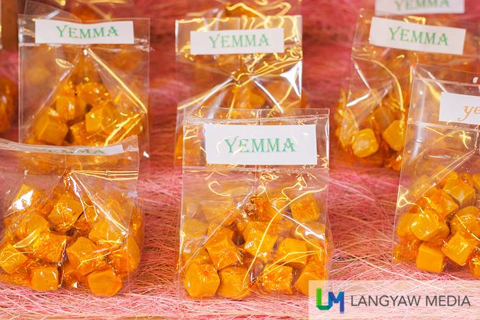 Yema in packs