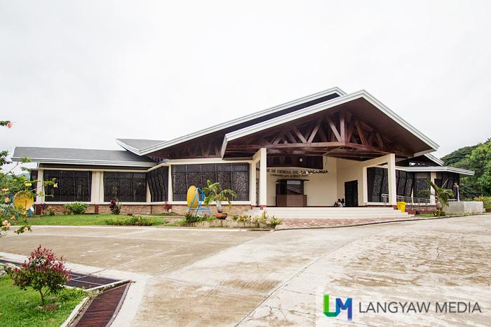 The Parque Sciencia de Zamboanga in Paseo del Jardin