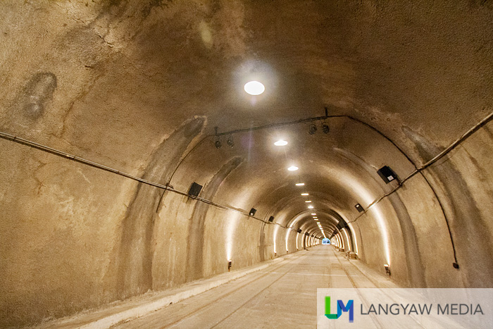 Malinta Tunnel is formidable and it's Light and Sound show is very informative