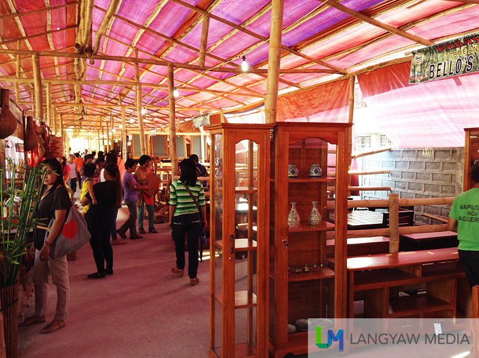 Trade fair grounds