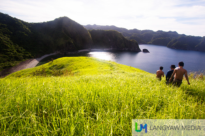 It's really a stunning place for a short trek with great views of the island and surrounding waters