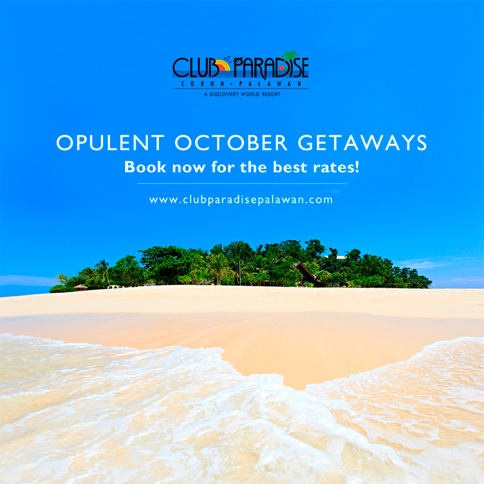 Club-Paradise-October-offer
