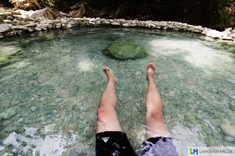 Malabuyoc Mainit Springs