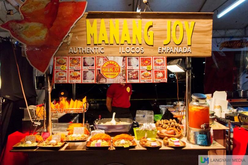 Ilocos longganisa and bagnet... yum!
