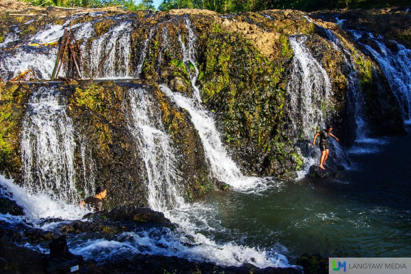 Malinamon Falls (Jamindan, Capiz)