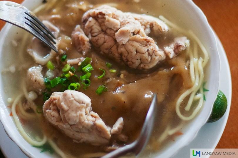 Kinalas with brain slices (Kinalas Twin)