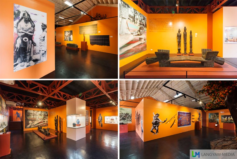 The Taoid Museum is perhaps the best there is when it comes to Cordillera tribes and culture, their practices, rituals and artifacts