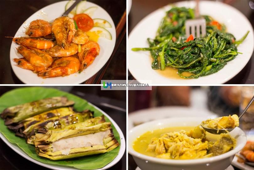 Traditional Makassarese food