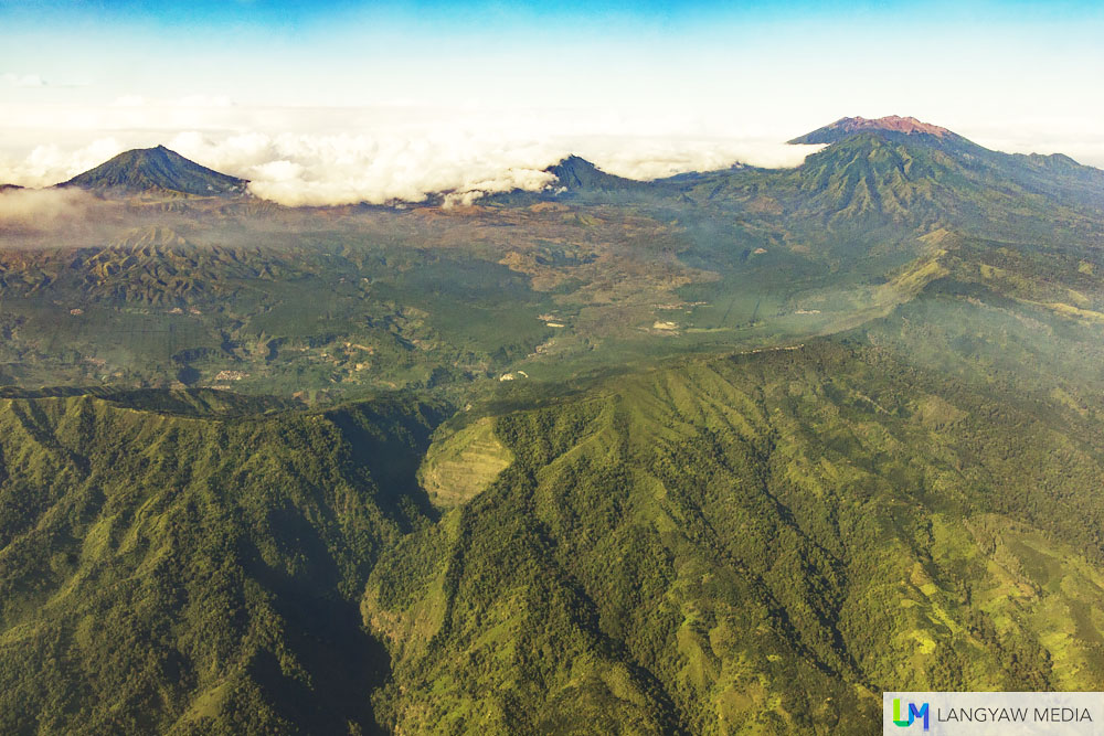 Java volcanoes