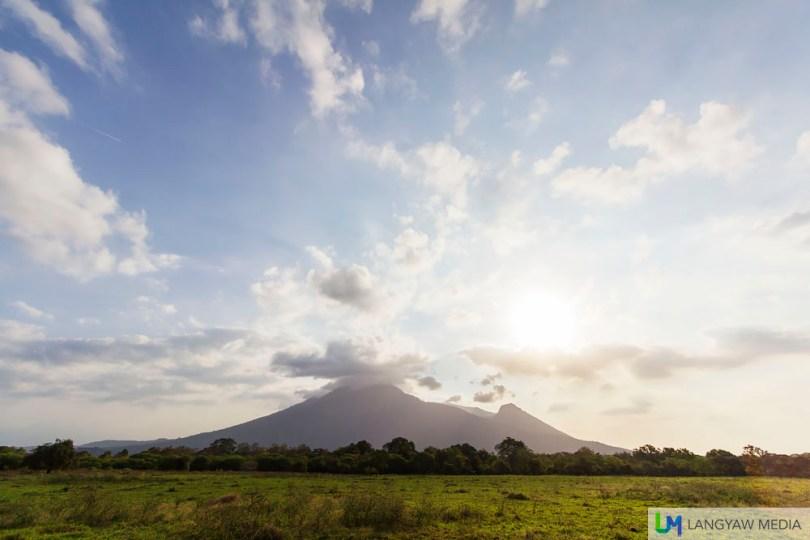 Gunung Baluran, the highest point of Baluran National Park at 1,247m elevation is an extinct volcano