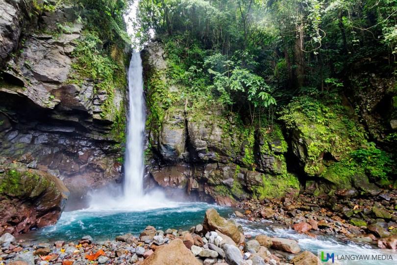 Tuasan Falls in Catarman, Camiguin