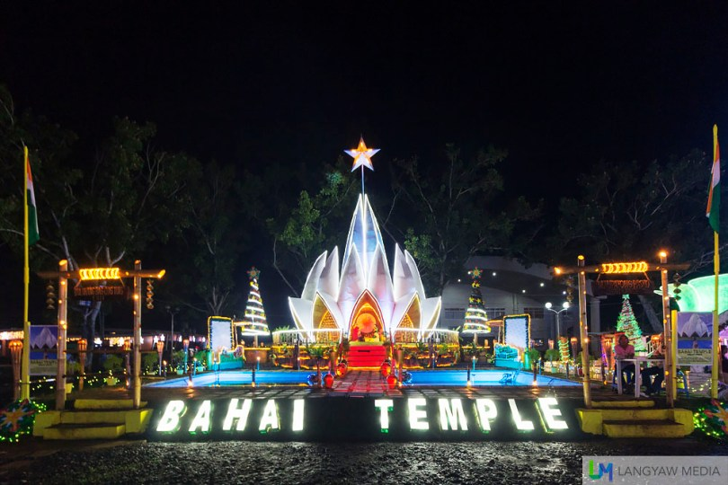 tangub city christmas symbols