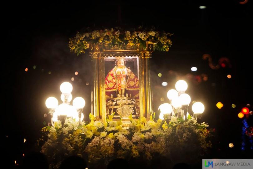 Sto Nino procession in Cebu