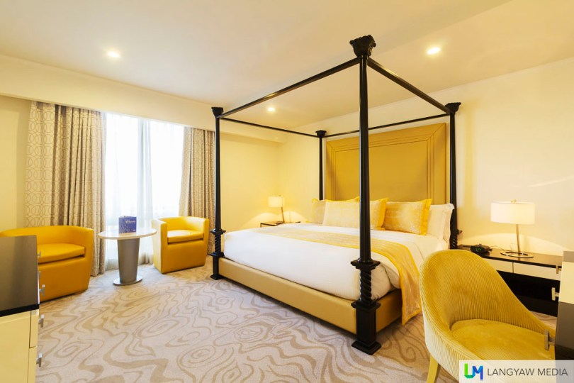 luxury staycation in Manila