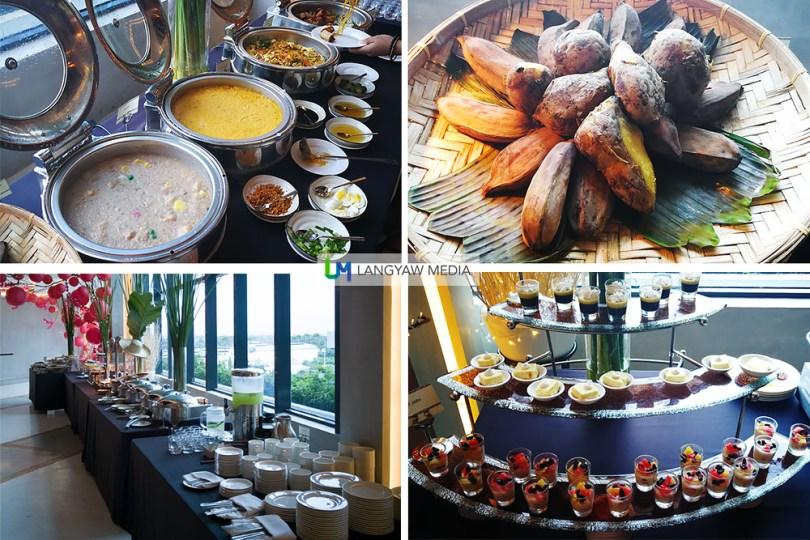 Maayo Hotel Cebu merienda buffet