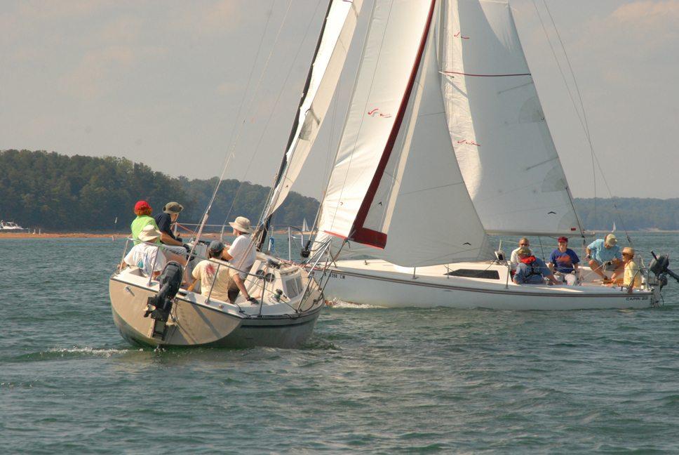 LSA Portfolio Lanier Sailing Academy