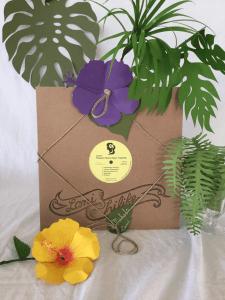 Lani's Tropical Plants Paper Craft Kit