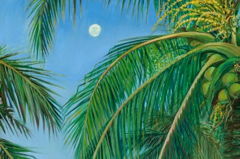 "New Arrivals ""HiLife"", an oil painting series inspired by the beauty of Hawaiian Nature"