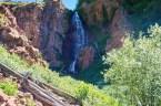At last, the Phoenix Park Waterfall!