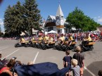 Shriner Tin Lizzie parade