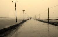 Monsoon rains, Kayts