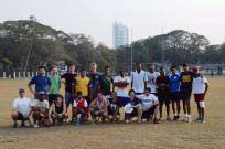 Colombo ultimate! At University of Colombo