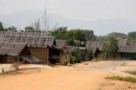 Maungmakan village, detail