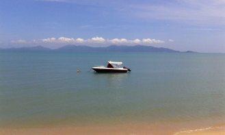 View to Ko Phag Nyan, Thailand