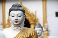 Contemplative Buddha, Taunggyi