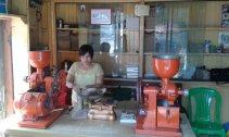 Great coffee, Downtown Yangon