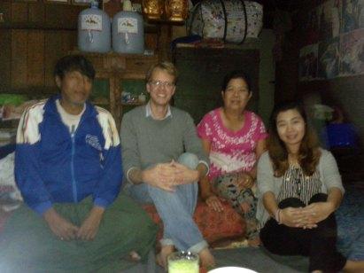 Dinner in Taunggyi 2