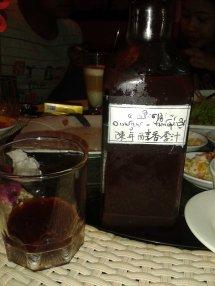 Cheery wine, Taunggyi