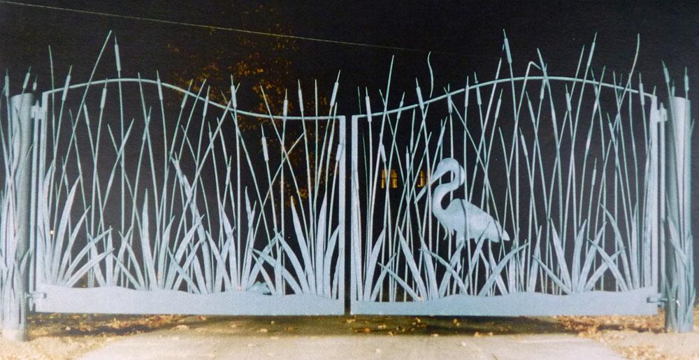 Grilles Gates Amp Doors Lankton Metal Design
